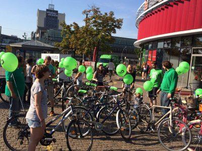 Hochtour mit der Grünen Jugend