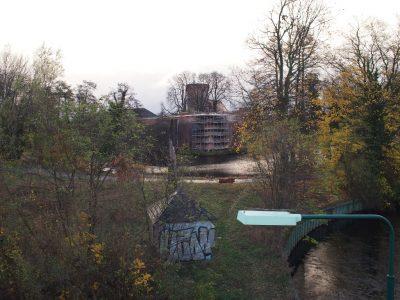 Erste Sichtachse Zitadelle Spandau