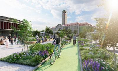 Vision 2030 - Bahnhofsvorplatz